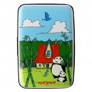 Card Case - Hard - 6 Pockets - Papanda - Panda Kopanda / Go Panda! - Ghibli - 2017 (new)