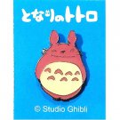 2 left - Pin Badge - Pink - Totoro - Ghibli - no production (new)