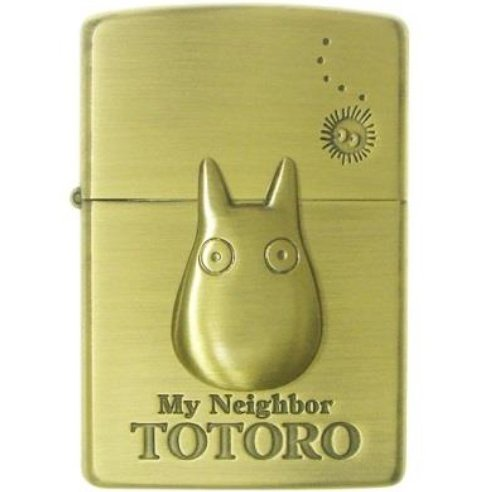 Zippo - Brass Case - Renewal - Made in USA - Sho Totoro - Ghibli - 2017 (new)