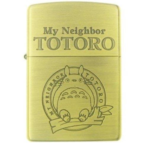 Zippo - Brass Case - Renewal - Made in USA - Totoro - Ghibli - 2017 (new)