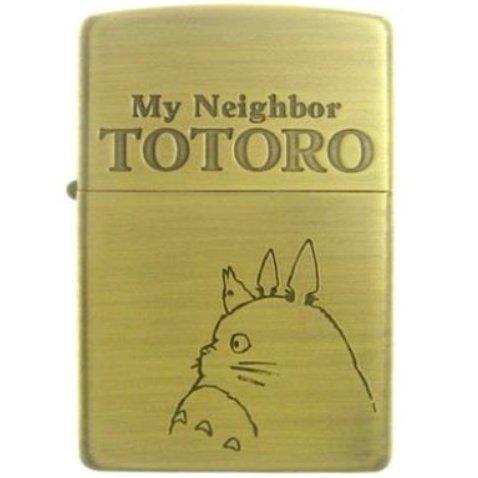 Zippo - Brass Case - Renewal - Made in USA - Sho Totoro & Totoro - Ghibli - 2017 (new)