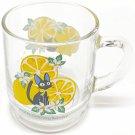 RARE - Mug Cup Glass - Made in JAPAN - Jiji - Kiki's Delivery Service Ghibli 2018 no production