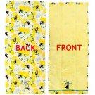 Face Towel 34x82cm Applique Embroidery Lemon Flower Jiji Kiki's Delivery Service 2018 no production