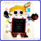 5 left - Pin Badge - Porco Menu Board - Mugiwara Boushi Straw Hat Cafe - Ghibli Museum