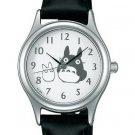 Wrist Watch - Seiko Alba - silver - Totoro & Sho Chibi Tototo - Ghibli