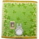 Hand Towel 34x36cm - Untwisted Thread Steam Shirring - Furry Applique - Totoro Ghibli 2011