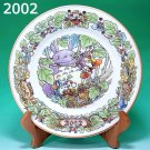 RARE 1 left - Yearly Plate 2002 JAPAN Noritake Kodama Mei Satsuki Konekobus Totoro Ghibli no product