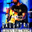 DAUGHTRY rare Promotional CONCERT poster collectible