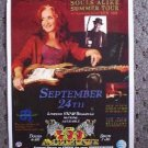 BONNIE RAITT keb' mo' promotional Concert Tour poster Collectible