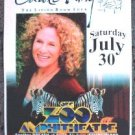 CAROLE KING rare promotional CONCERT poster Collectible