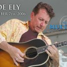 JOE ELY rare promotional CONCERT poster collectible