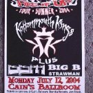 KOTTONMOUTH KINGS opm Big B strawman Concert poster collectible