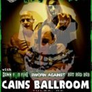 MISFITS rare promotional CONCERT poster down for five collectible