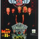 REO SPEEDWAGON rare KANSAS concert poster collectible