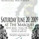 """Thriving Ivory promotional 11"""" x 17"""" Concert Poster"""
