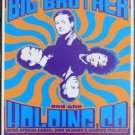 "Big Brother and the Holding Co. & Tom Skinner's promotional Thom Self 13"" x 19"" Concert Poster"