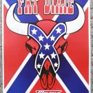 "Fat Dixie promotional Thom Self 13"" x 19"" Concert Poster"