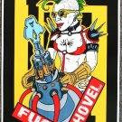 "F*ck Shovel promotional Thom Self 13"" x 19"" Concert Poster"