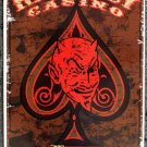 "Hillbilly Casino promotional Thom Self 13"" x 19"" Concert Poster"