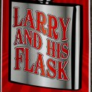 "Larry and His Flask promotional Thom Self 13"" x 19"" Concert Poster"