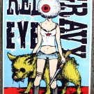 "Red Eye Gravy promotional Thom Self 13"" x 19"" Concert Poster"