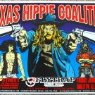 "Texas Hippie Coalition promotional Thom Self 19"" x 13"" Concert Poster"