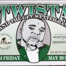"Twista promotional Thom Self 19"" x 13"" Concert Poster"
