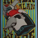 "Roger Alan Wade promotional Thom Self 13"" x 19"" Concert Poster"