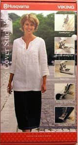 VIKING HUSQVARNA COVER STITCH KIT MODELS 905 910 936