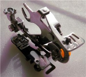RUFFLER FOOT FOR  ALL NEW BERNINA SEWING MACHINES