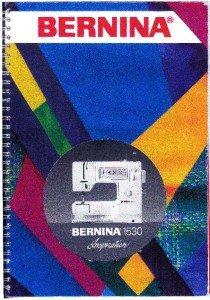 BERNINA 1530 Sewing Machine Instruction Manual on CD