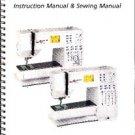 Bernina Virtuosa 153/163 Manual in PDF format on CD