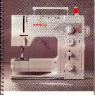 Bernina 1008 Sewing Machine Manual in PDF format on CD
