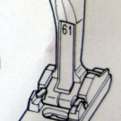 Bernina Roll Hemmer Foot 61 *OLD* Style Original Item