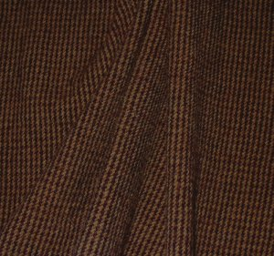 """""""Sherlock"""" Textured Wool Fabric, 3"""" Strip for Rug Hooking, Penny Rugs, Quilting"""