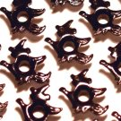 Witch Eyelets - Embellishments Scrapbook Paper Art Craft Holiday Cards Tags Piecing Supplies
