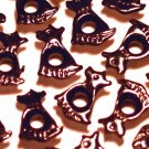 Black Dog Eyelets - Embellishments Scrapbook Paper Art Craft Holiday Cards Tags Piecing Supplies