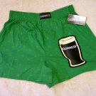 NEW Mens GUINNESS BEER Boxers LARGE Sleep Shorts L 36-38