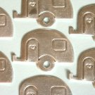 Camper Trailer Travel Charms Tags Eyelets Scrapbooking Embellishments