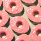 EASTER EGG Eyelets Pastel Pink - Embellishments Scrapbook Paper Art Craft Holiday Card Tag Supplies