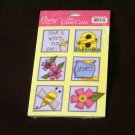 """Small """"Home/Honey"""" Cute Cut Out's - Embellishments Arts Crafts Scrapbooking Paper Tags Cards Supply"""