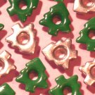 Christmas Tree Mix Eyelets - Embellishments Scrapbook Paper Art Craft Holiday Cards Tags Supplies