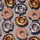 Sea Shell Mix Eyelets - Embellishments Scrapbook Paper Art Craft Holiday Cards Tags Piecing Supplies