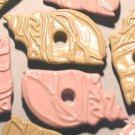Quicklets Shell Mix Seashell Scrapbooking Card Eyelets