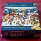 1000 Pc Jigsaw Puzzle Eric Dowdle Frosty Delivery NEW