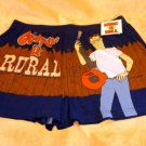 NEW X-L Mens KING OF THE HILL #1 Boxer Shorts XL 40-42