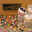 Stampin' Up! Eyelets - 500 Embellishments Scrapbook Paper Art Craft Holiday Card Tags Piecing Supply