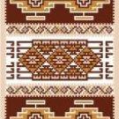 """6073 Southwest Needlepoint Canvas 6"""" x 9"""""""
