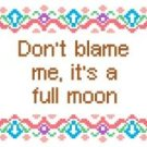 "6082 Sayings Needlepoint Canvas 6"" x 6"""