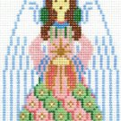 7112 Angel (front) Needlepoint Canvas